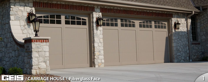 Fiberglass Face Carriage House Geis Garage Doors Milwaukee