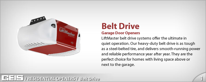 Residential Garage Door Openers from GEIS Garage Doors in Milwaukee, WI