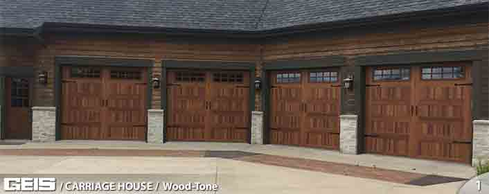 Lovely Carriage House Garage Door From GEIS In Milwaukee