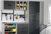 Garage Systems - Cabinet Shelving from GEIS in Milwaukee